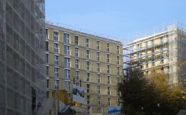 Mph architectes monnerat petitpierre hunger office for